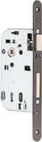 Serrure Pixelle - PX4000 - A pêne dormant et 1/2 tour avec clé bénarde - Axe 50mm