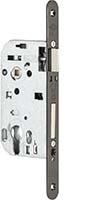 Serrure Pixelle - PX1000 - A pêne dormant et 1/2 tour pour PE - Axe 50mm